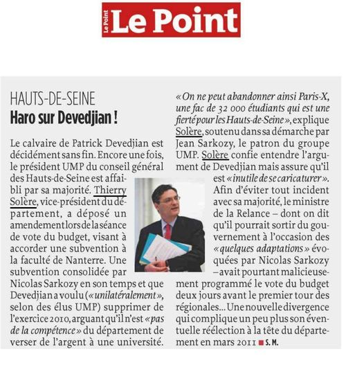 Solere-lepoint